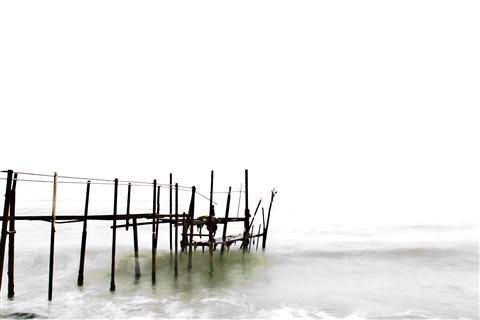 2013.04.12 - Caspian Sea - Ramsar - Kowsar Hotel's Beach