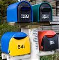 NZ Mailboxes