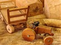 wood and toys