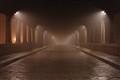 Ponte Coperto Fog