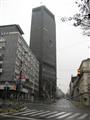 Beogradjanka tower, Belgrade