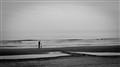 Alone at De Panne