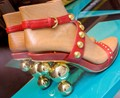 Italian Red Heels