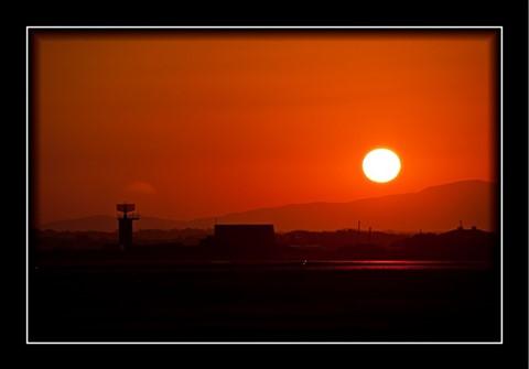 Sunrise at work 1