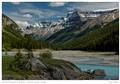 Saskatchewan River in Banff N.P.