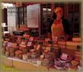 Annecy street market