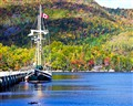 Cape Breton Island sailboat