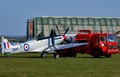 Spitfire refuelling.