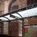 Rain in Taxim
