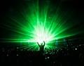 Laser show !