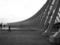 Olympic Stadium. Parabolic Lines