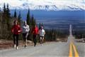 running in Alaska