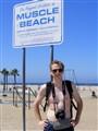 Muscle beach ...