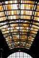Inside Prague trains station