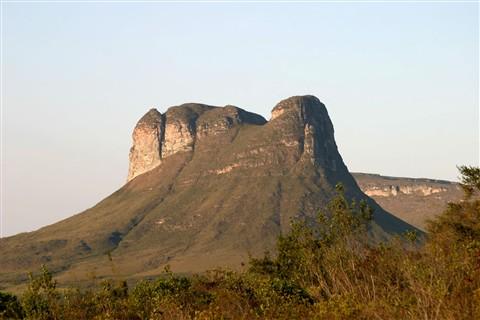 Morro do Pai Inácio - Bahia - Brazil