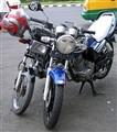 Bikes in love....
