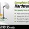 Complete Green Screen Studio Hardware Kit