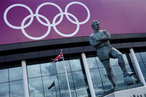 Bobby Moore statue, Wembley