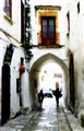 Backstreet in Ostuni