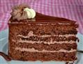 Austrian Chocolate cake, mmmmmm.