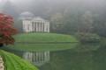 Foggy Morning at Stourhead