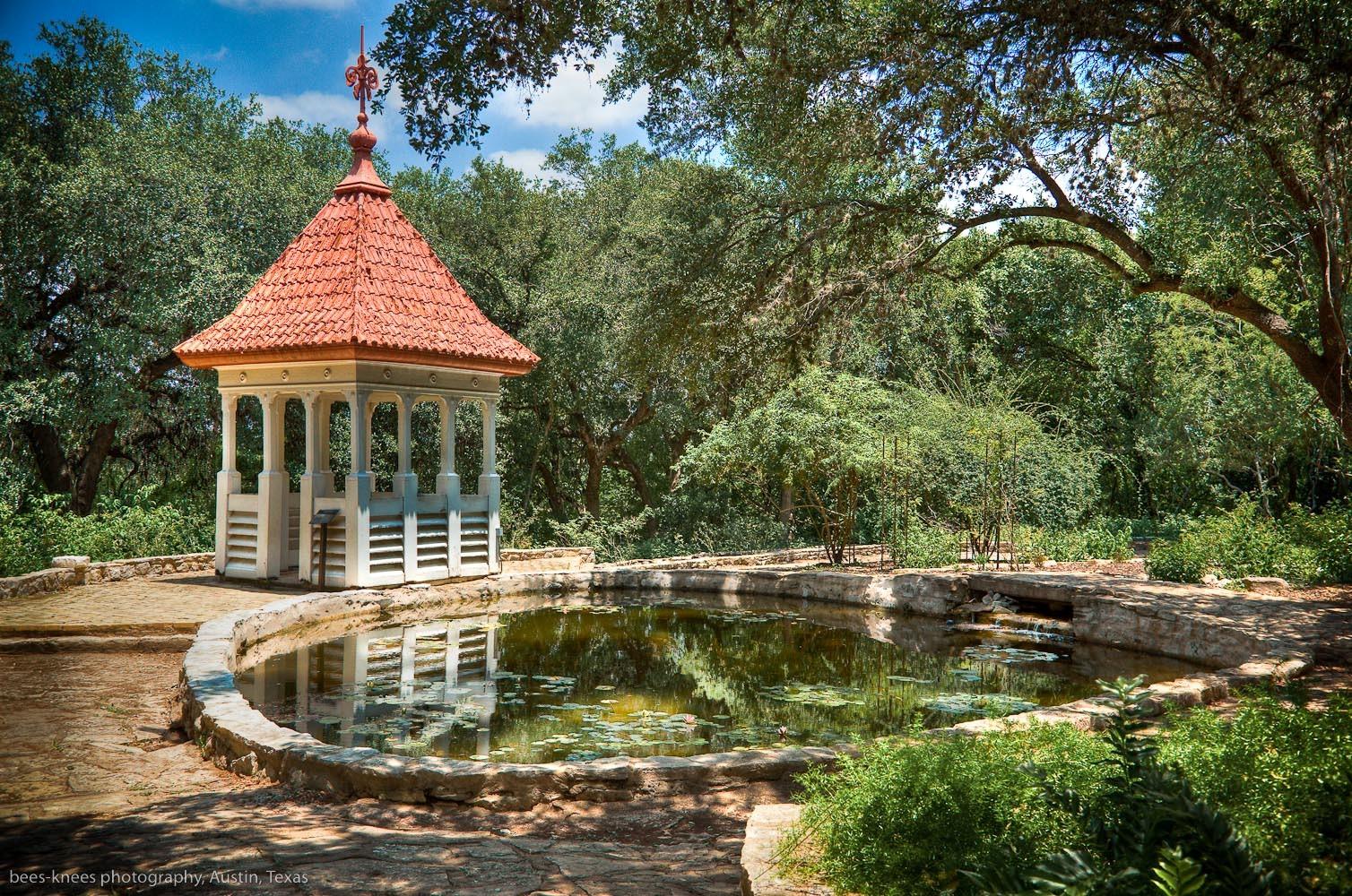 Botanical gardens austin tx dparsons galleries Garden homes austin