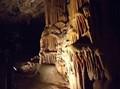 Cave stalactites
