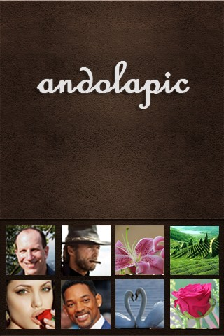 Andolapic iPhone App