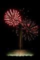 Fireworks at LIberty Memorial