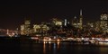SF Night Skyline