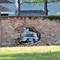 Car through wall