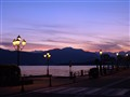 Sunset at Lake Maggiore, Italy