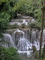 Huay Mae Khamin Water Fall, Kanchanaburi, Thailand