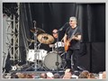 Steve Miller and his band perform at the 2017 Indianapolis 500 Carb Day concert.