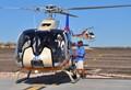 Chopper re-fueling