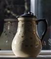 old lense old jug