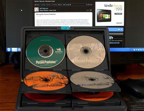 PP Disks