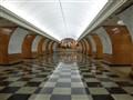 Moscow underground