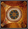 Saint Matthews Cathedral Ceiling
