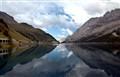Fedaia lake - Dolomites