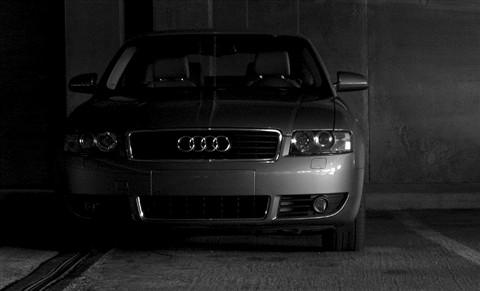 Audi B&W