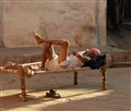 Nap Time in India