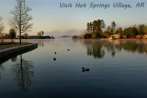 Visit Hot Springs Village AR