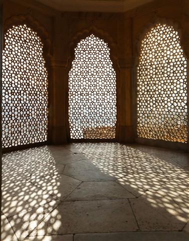 Moucharabieh---Amber-Fort-Jaipur