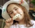 Rita and the ice cream