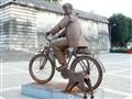 Cyclist by Carmona
