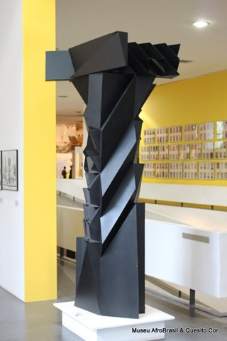 Museu Afro Brasil & Quesito Cor - primavera 2013 -  Baobá