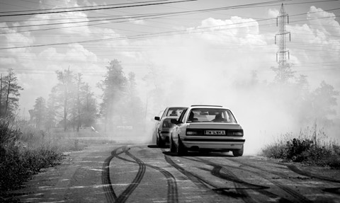 Rally burnout