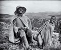 High, in the mountains of Lesotho, a proud father and son talk of the past.