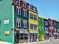 Downtown St. John's Newfoundland